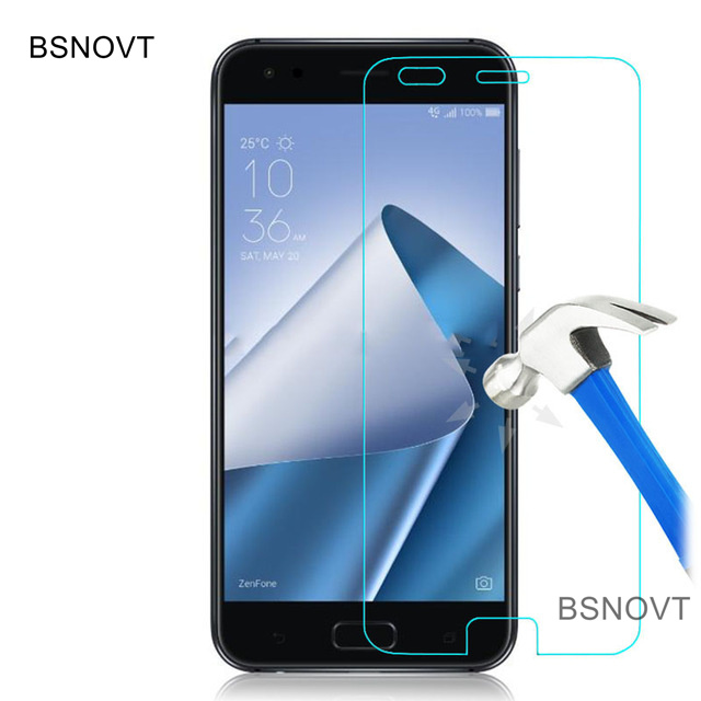 2PCS Screen Protector Glass For Asus ZenFone 4 ZE554KL Tempered Glass For Asus ZenFone 4 ZE554KL Glass Anti-scratch Phone Film