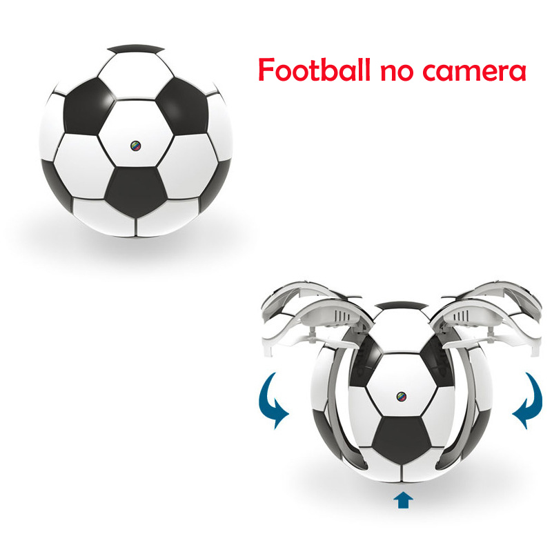 Football no camera