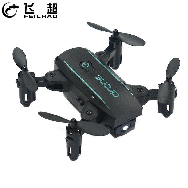 1601 Mini Quadcopter with Camera HD 0.3MP 2MP Drone Foldable Real Time Video Altitude Hold WIFI FPV RC Helicopter Toys