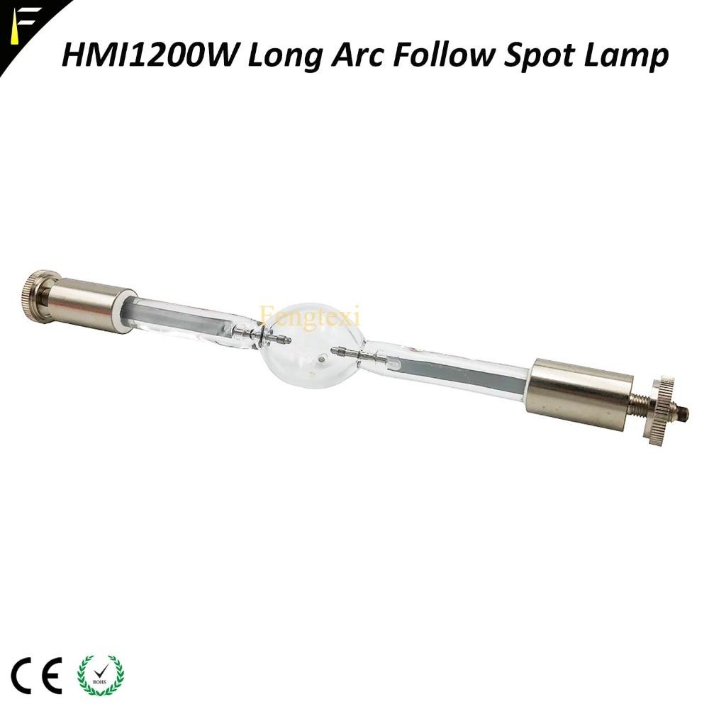 Image 2 - Hmii1200 1200w Long Arc AC 100w Mental Halide Lamp For Follow Spot Light Moving Head Light Bulb Hmii 1200-in Stage Lighting Effect from Lights & Lighting