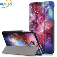 4 In 1 Folding Flip Patterned Smart Leather Case For Samsung Galaxy Tab A 8 0