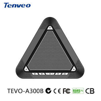Tenveo A300B bluetooth speakr for mobile phone and softphone Fit for Android or iOS System