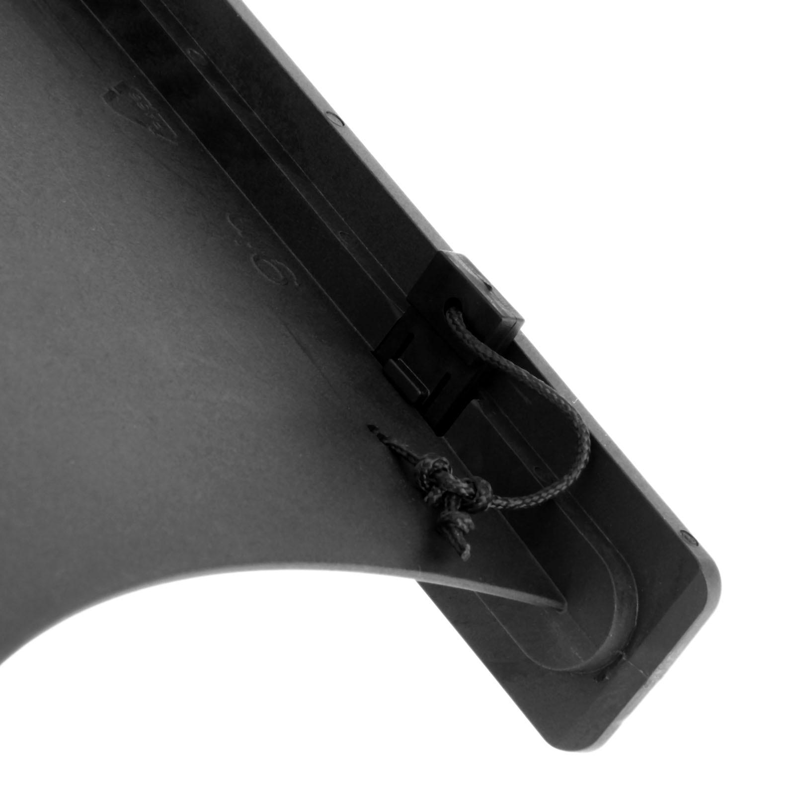 skeg rastreamento fin prancha slide-in barbatana lateral