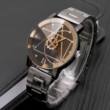 Lovers' Watches Luxury Top Brand Quartz  Casual Fashion Stainless Steel Business Sports Wristwatch High Quality RelogioMasculino