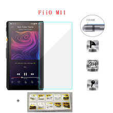 Running Camel 9H Premium Protective Tempered GLass For Fiio M11 M 11 MP3 Scratch-Proof Screen Protector Front Film(China)