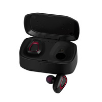 Exuanfa A7 TWS Wireless Bluetooth Sports Headset Mini Earbuds Stereo Handfree Bluetooth With Charging black Box for iPhone