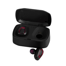 TWS Wireless Bluetooth Sports Headset Mini Earbuds Stereo Handfree Bluetooth With Charging black Box for iPhone