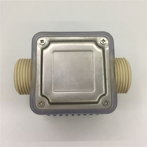 Image 2 - K24 אלקטרוני טורבינת מד זרימת חיישן עבור דיזל, אוריאה, נפט, בנזין, מים, אור שמן