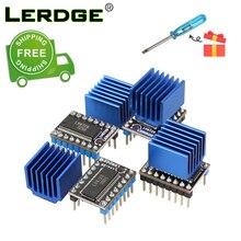 LERDGE 3d принтер запчасти LV8729 шаговый двигатель драйвер модуль 128 отделов с 4 шт. или 5 шт. Бесплатная доставка