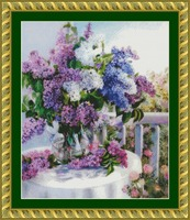 פרחים סגולים 49-57 ס