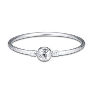 Image 1 - Le Bracelet Bracelet roi Lion sadapte aux perles bijoux en argent Sterling pour femme mode maquillage mode Bracelet européen