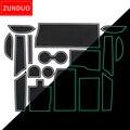 ZUNDUO Smabee слот для ворот коврик для TOYOTA AVALON 2018-2019 Противоскользящий слот для ворот коврик для межкомнатных дверей подстаканники Нескользящие ...