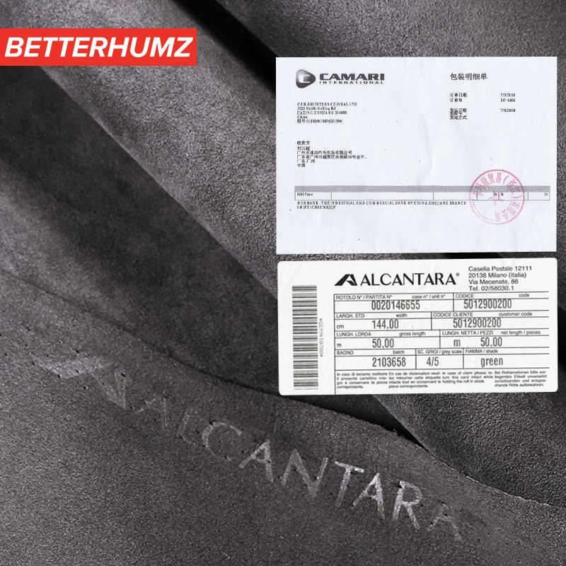 Alcantara Banco de Crédito ID Caso Titular do Cartão de Pacote de Cartões de Bolsa Da Moeda Da Carteira Dos Homens Finos Para BMW E46 E90 E60 E39 e36 F30 F10 F20 G30 M