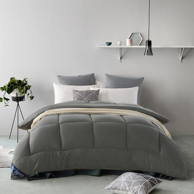 NarwalDate Duvet Comforter Quilt Filled 1.5kg 3kg Premium Spring Autumn Comforter Blanket Bedding Filler