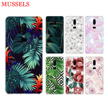 Artistic Colored Flowers Phone Back Case for OnePlus 7 Pro 6 6T 5 5T 3 3T 7 Pro Gift Patterned Customized Cases Cover Coque Capa цена