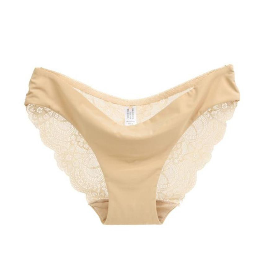 Damen Unterwäsche Frau Höschen Sexy Spitze Plus Größe Panty Transparent Low-aufstieg Baumwolle Briefs Dessous Neue Heißer Verkauf Unterwäsche & Schlafanzug