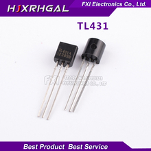 100PCS TL431 TL431A TO-92 431 voltage regulator TO92 New original free shipping