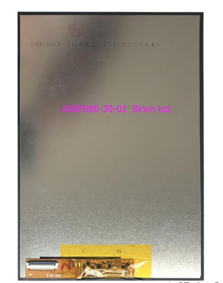 Pantalla LCD de 8 pulgadas ondaa V820W ASBF080-30-03