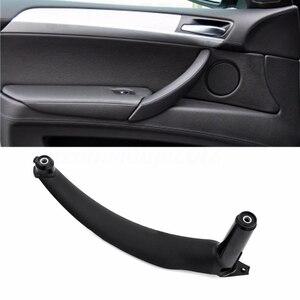 Image 4 - 1 Pcs 오른쪽 내부 도어 패널 손잡이 BMW 3 시리즈 E90 E91 용 외부 트림 커버 318 320 325 330 335 2004 2012
