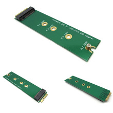 PCIE PCI express 2 voies M.2 PCI E ssd 30mm 42mm pour Asus EP121 UX21 UX31 fairy XM11 SSD ajouter sur les cartes PCBA