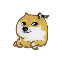 1 pcs Creative Cartoon Famous dog figure magnetic stickers