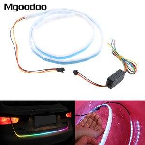 Car RGB LED Strip Brake Lamp D