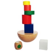 Wooden Geometric Puzzle