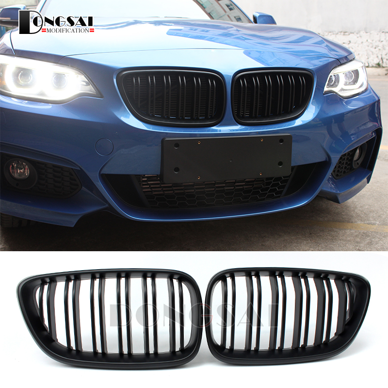 все цены на F87 M2 carbon fiber front ABS front bumper grille for BMW 2 series F22 F23 2014 2015 2016 2017 2018 онлайн