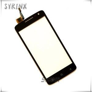 Syrinx + 3M лента moible телефон сенсорная панель для DEXP Ixion EL250 сенсорный экран дигитайзер Переднее стекло объектив Замена сенсорного датчика