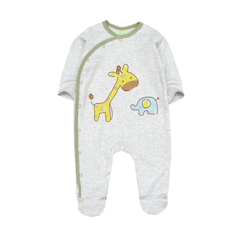 cd0fbbe53 Near Cutest Newborn Baby Clothes Baby Rompers One Pieces Full Infant Animal  Model Boys Girls Jumpsuits lucky child Tags: