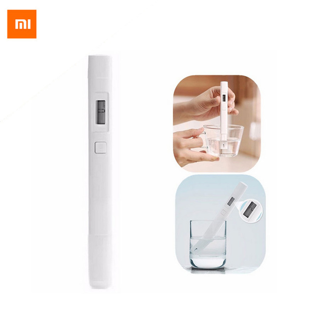 Xiaomi Portable TDS Meter Detection Digital Water Filter Professional Measuring Quality Purity PH Tester IPX6 Waterproof image