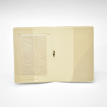 Creative Protective Durable Plastic Passport Cover