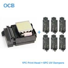 F192040 DX8 DX10 TX800 הדפסת ראש ההדפסה UV עבור Epson TX800 TX710W TX720 TX820 PX720DW PX730DW TX700W TX800FW PX700WD PX800FW