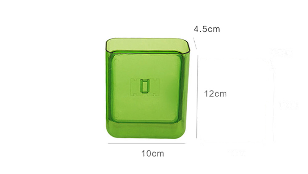 Air Conditioner Remote Control Holder Wall-Mounted Support Storage Box
