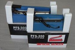 Free shipping SF200 plastic body plastic hand sealing machine plastic pressing machine hand job machine