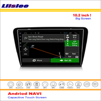 Liislee автомобиля Android GPS навигации Системы для Skoda Octavia MK3 (5E a7) 2013 ~ 2016 Радио стерео аудио видео (нет dvd плеер)