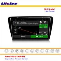 Car Android Media Navigation System For Skoda Octavia Mk3 5E A7 2014 Radio Stereo Audio Video