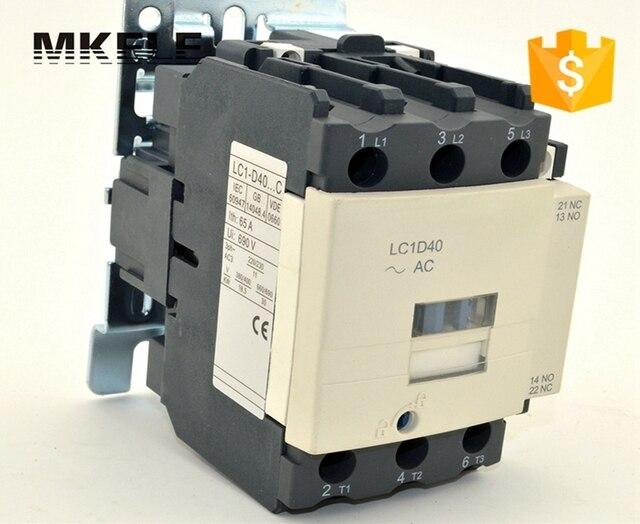 LC1 D65 Q7C 63A ac schütz ac motorsteuerung schütz elektrische ...