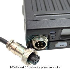 Image 4 - 新しいanysecuミニmobieラジオCB 40M 25.615 30.105mhz 10 メートルアマチュア 8 ワットam/fm市民バンドcbラジオAR 925
