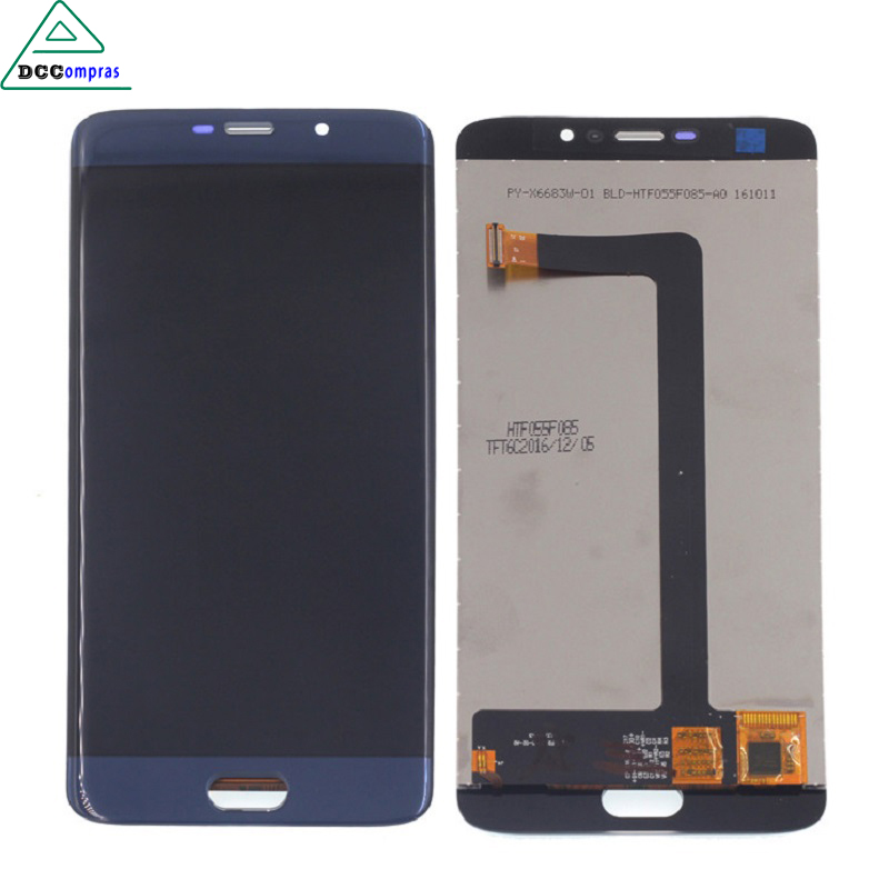 ФОТО Original Quality FOR Elephone S7 LCD Display +Touch Screen Digitizer Assembly Replacement Accessories For Elephone LCD display