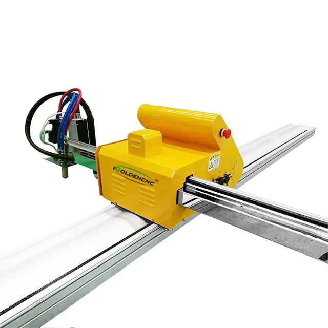 mini metal portable cnc plasma cutting machine steel plate portable cnc plasma cutting machine 1