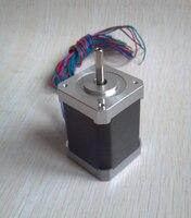 17HS4218 4-leiter Nema 17 Schrittmotor 42 motor 42 BYGH 1.8A CE ROSH ISO Cnc Laser-schleifen-schaum Plasma Cut