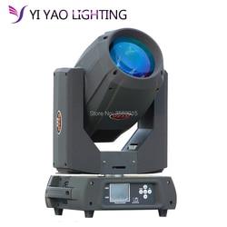 Sharpy 350 W z ruchomą głową gobo/wiązka/wash/350 wiązki 17R Disco światła do DJ klub w Oświetlenie sceniczne od Lampy i oświetlenie na