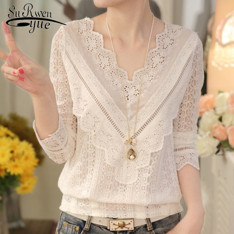 2018 New Arrival Hot Sale Spring and Autumn Korean Fashion Women Blouse