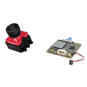 Image 3 - Caddx Turtle V2 800TVL 1.8mm 1080p 60fps NTSC/PAL Switchable HD FPV Camera w/ DVR for DIY RC FPV Racing Drone Quadcopter