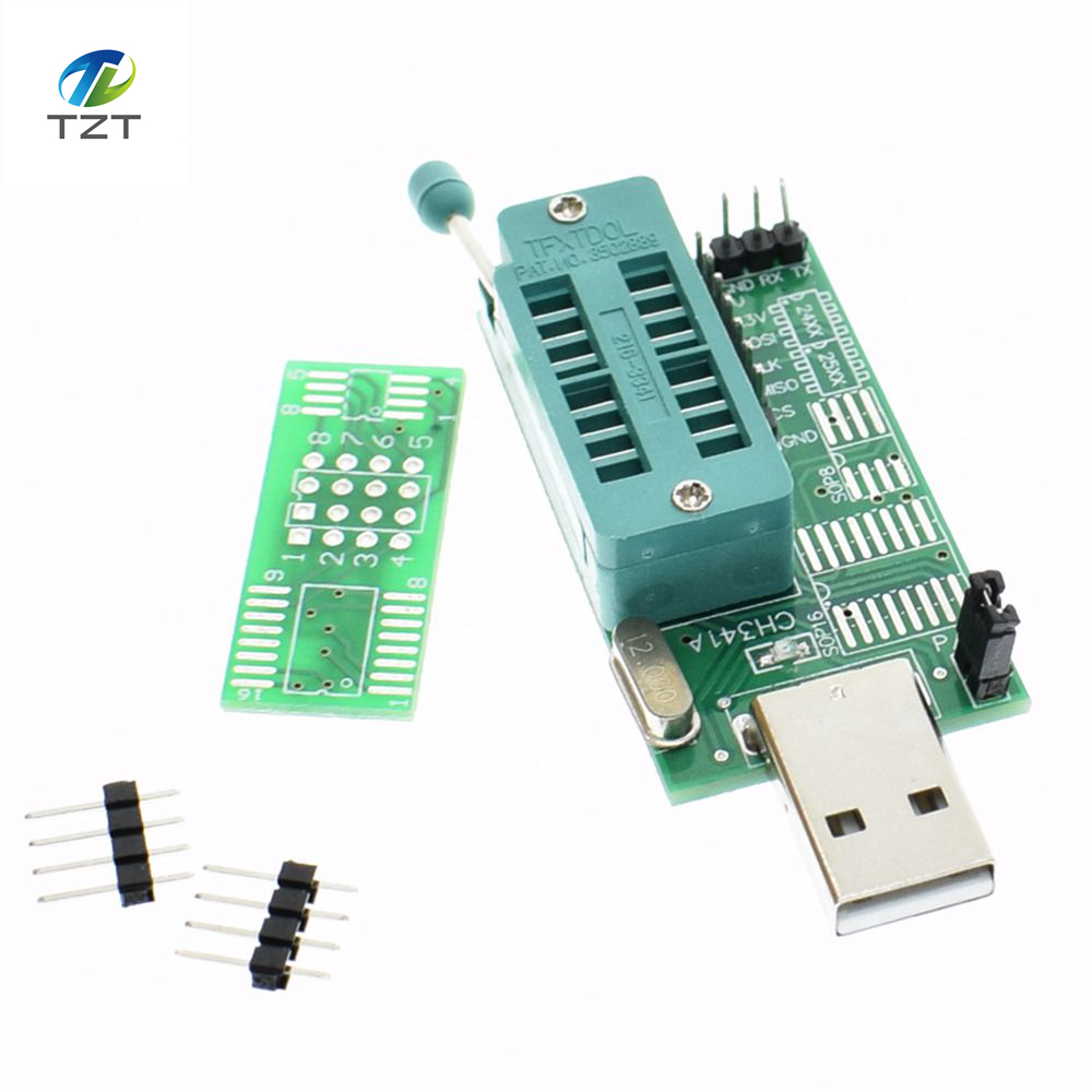 Bios Board Mx25l6405 W25q64 Usb Programmer Lcd Burner Ch341a Best Price Flash Drive Circuit Buy Progammer For 24 25 Series In Integrated Circuits From Electronic Components Supplies On