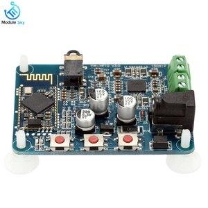 Image 3 - PAM8610 Bluetooth 4.0 אודיו מגבר לוח נגן מודול DC12V 2X10 W ערוץ כפול סטריאו HiFi רמקול Bluetooth AMP