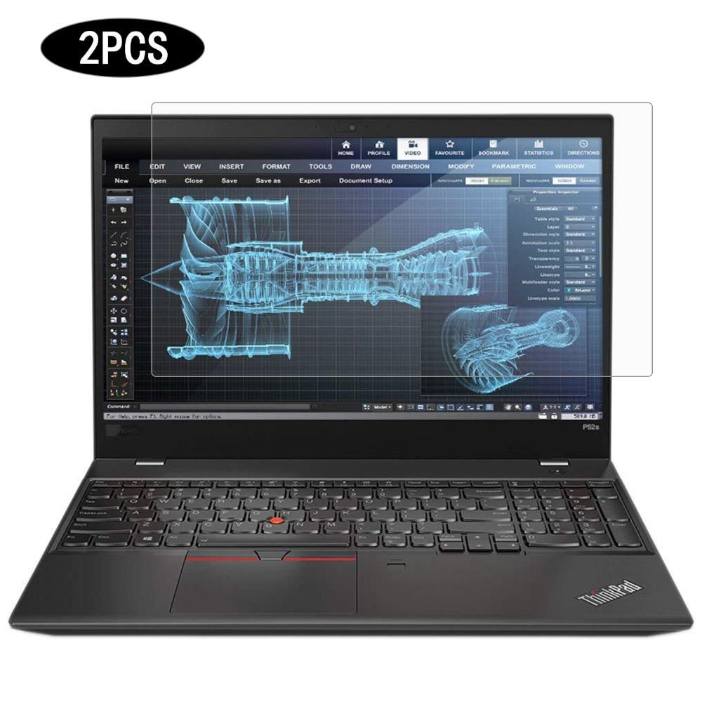 Cartinoe 15.6 Inch 16:9 Laptop Screen Protector For Lenovo Thinkpad P52s P51 Notebook Universal Screen Filter Guard Film 2pcs