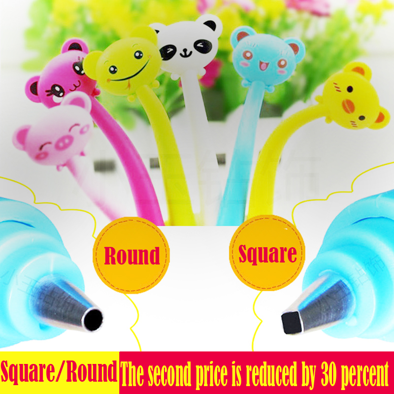 Five Color 5D Point Drill Tool DIY Diamond painting Cross Stitch Cute Animal Cartoon Pencil Pen Square Round Embroidery Mosaic image