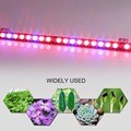 10pcs/lot 108W Efficient energy save Strip Led Grow Bar Light Waterproof Hydro Tube Plant Red+Blue Growth Flower stock in DE/US